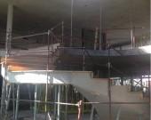 coffrage bois beton coffrage pour escalier, coffrage lausanne geneve suisse