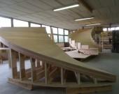 coffrage bois coffrage pour escalier beton