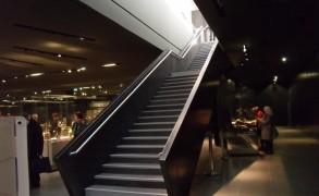 coffrage escalier beton, coffrage bois pour beton