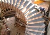 coffrage pour escalier beton