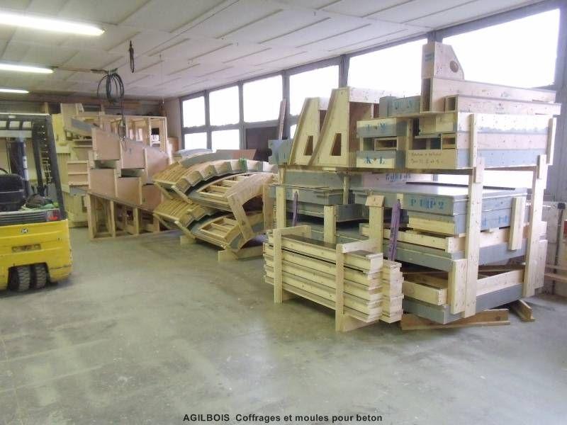 coffrage pour escalier beton  Coffrage bois pour beton ~ Coffrage Bois Pour Beton