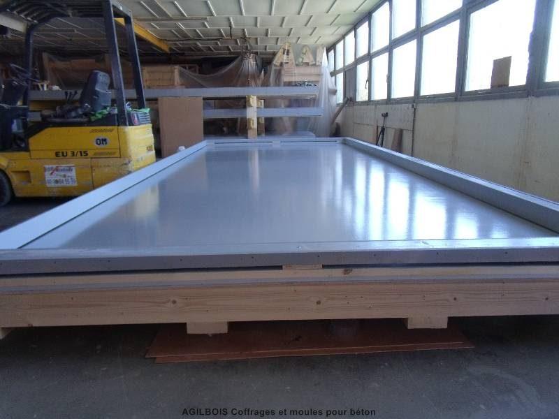 Coffrage bois beton coffrages sp ciaux coffrage bois - Comment faire un coffrage en bois ...