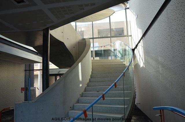 escalier-coffrage-escalier-beton-12 - Coffrage bois