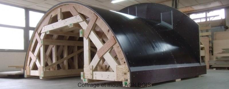coffrage bois sur mesure pour beton bois de coffrage. Black Bedroom Furniture Sets. Home Design Ideas